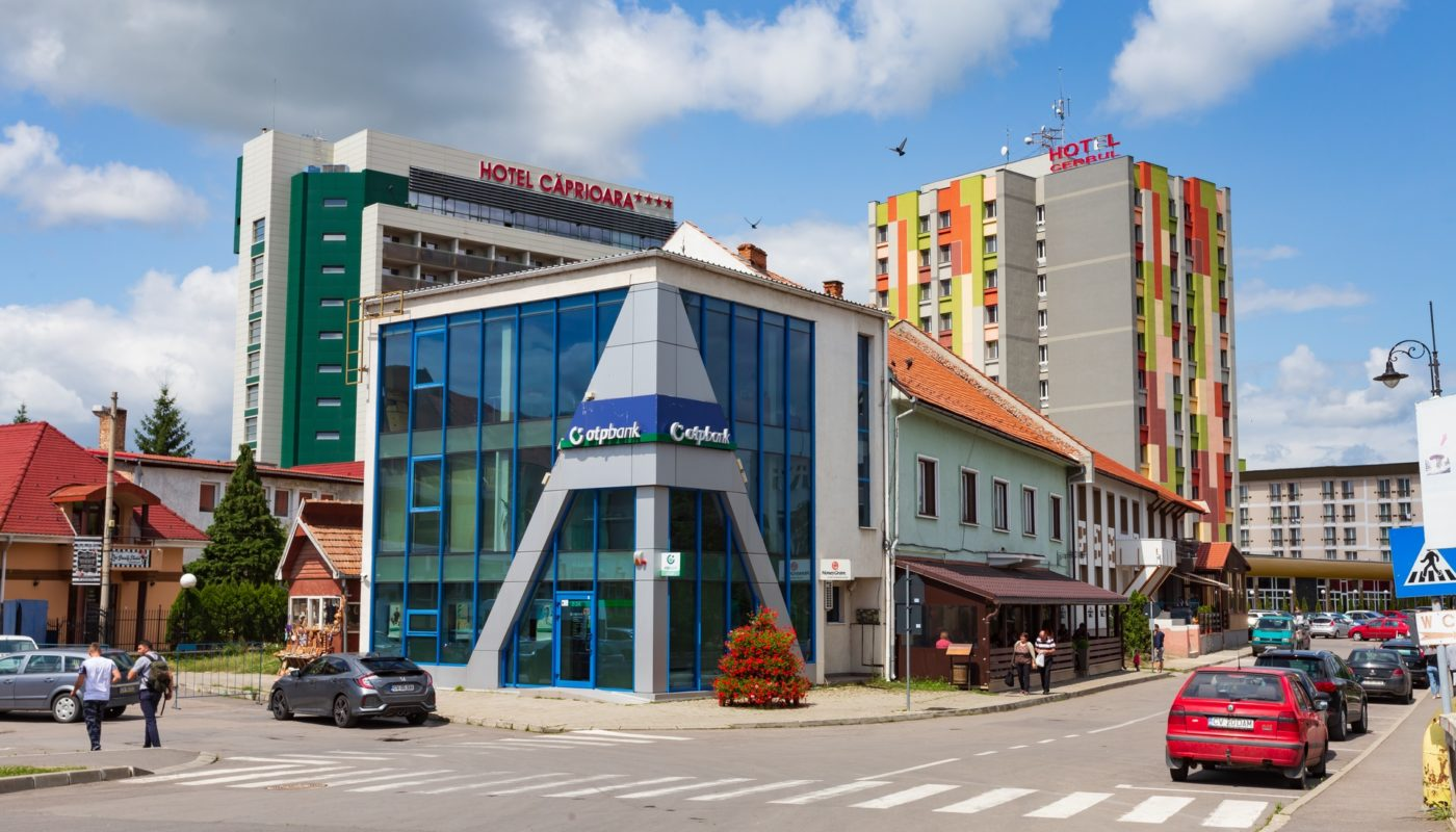 OTP Bank, Covasna