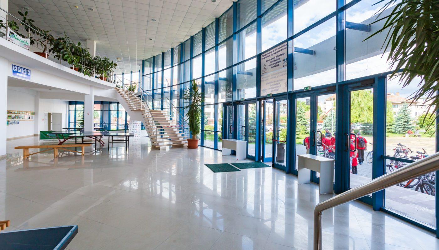 Sala Polivalenta Târgu Secuiesc