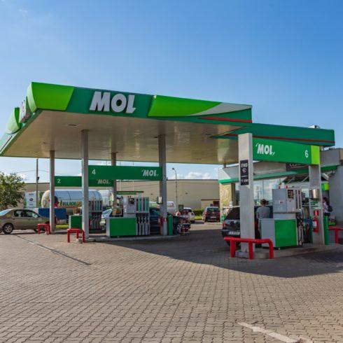 Benzinărie MOL Târgu Secuiesc